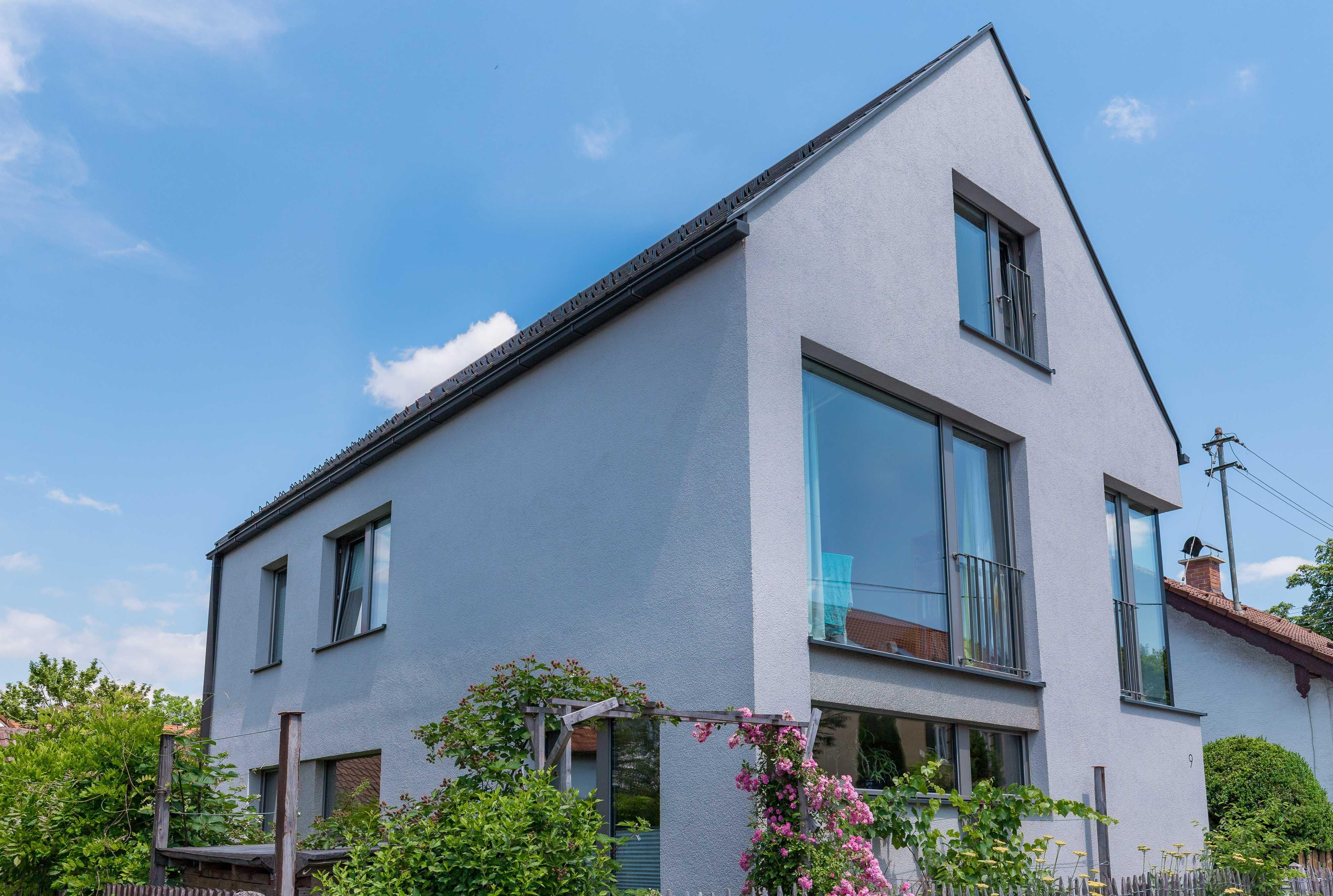 Einfamilienhaus L in Weilheim - Architekt Starnberg, Tutzing ...