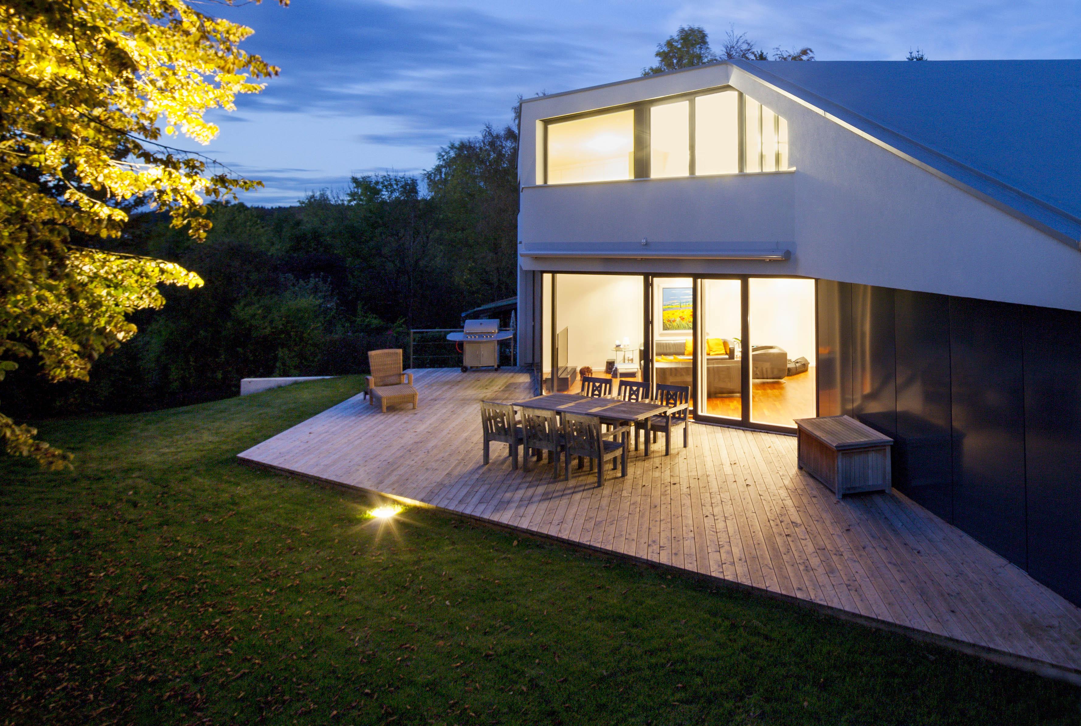 Einfamilienhauser Architektur Architekt Wsm Architekten